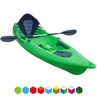 GoSea Glide 1+1 Sit On Top Fishing Kayak