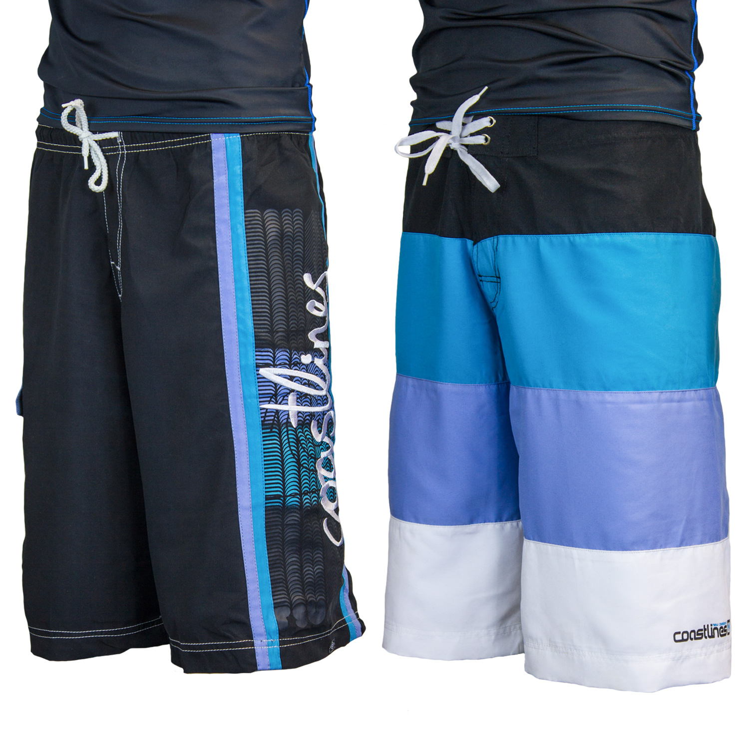 c0eb30983ce Great pair of Coastlines Board Shorts with adjustable waist for a perfect  fit; Coastlines is ...
