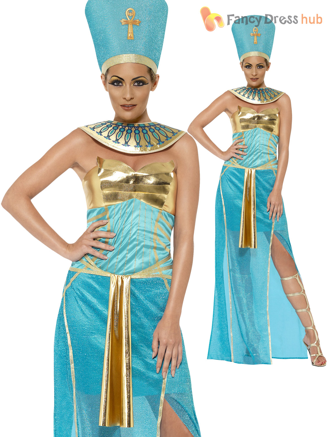 Ladies Egyptian Queen ...