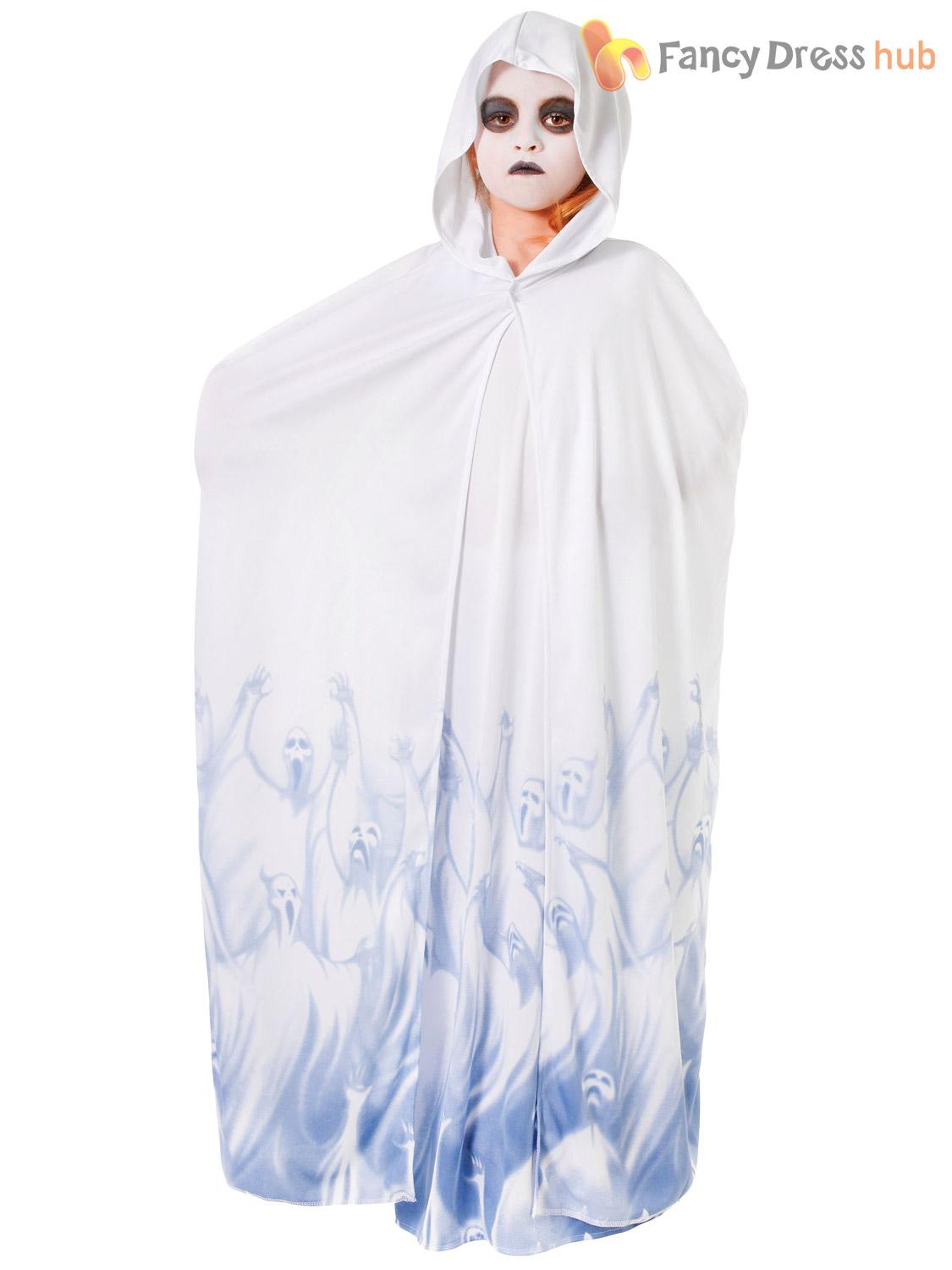 boys girls ghost witch halloween costume forgotten soulds