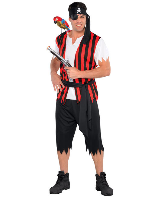 Men's Ahoy Matey Costume