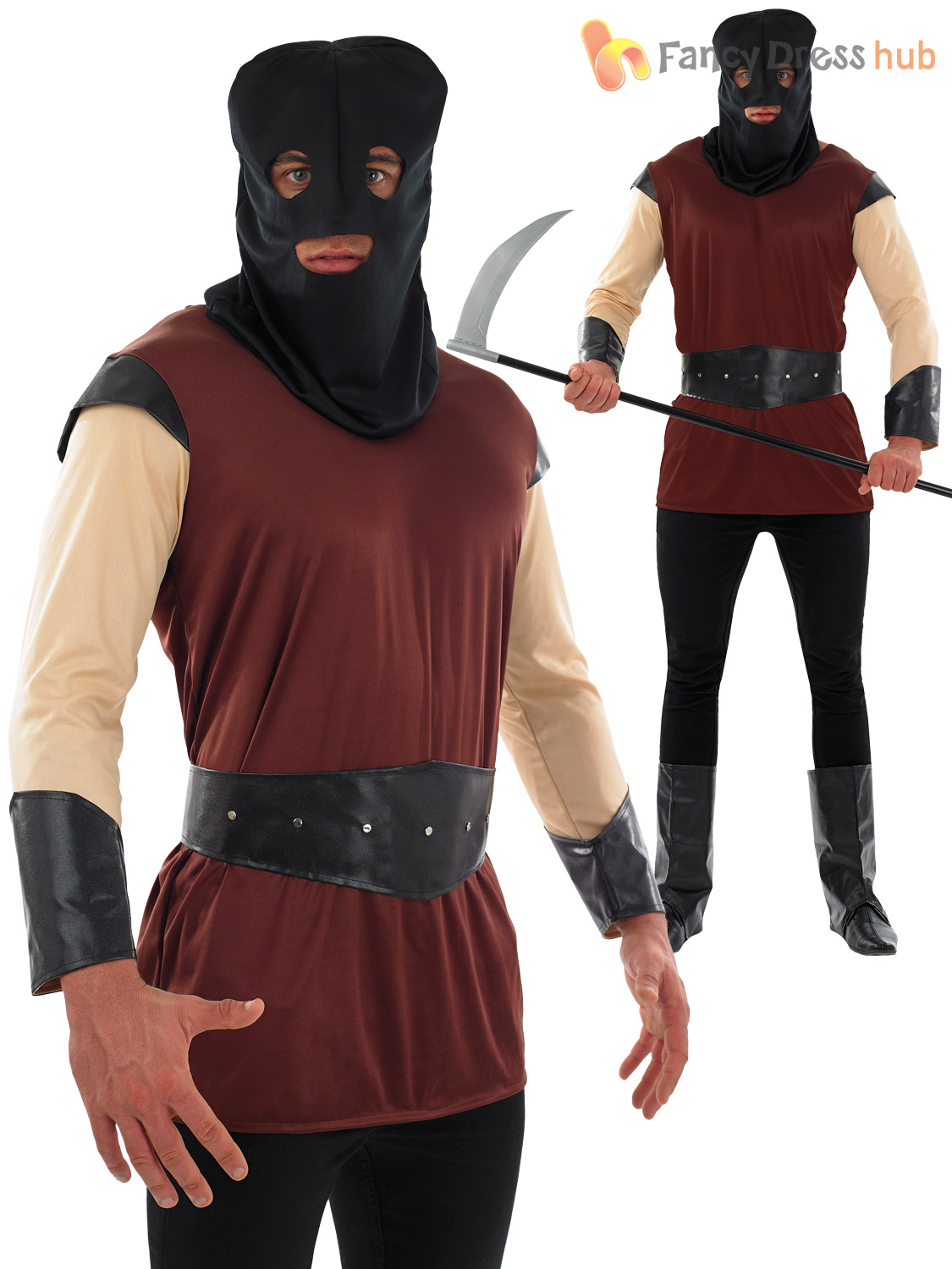 medieval executioner costume - HD 1125×1500