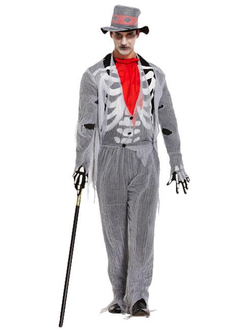 Men's Voodoo Man Costume