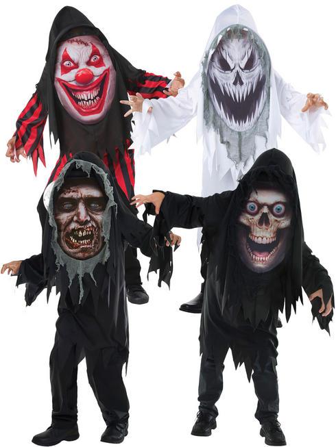 Boy's Mad Creeper Costume
