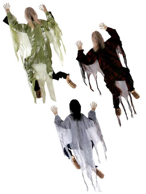 5 Ft Climbing Dead Zombie Figure