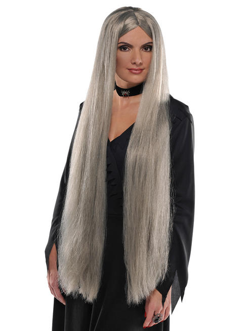 Ladies Long Witch Costume