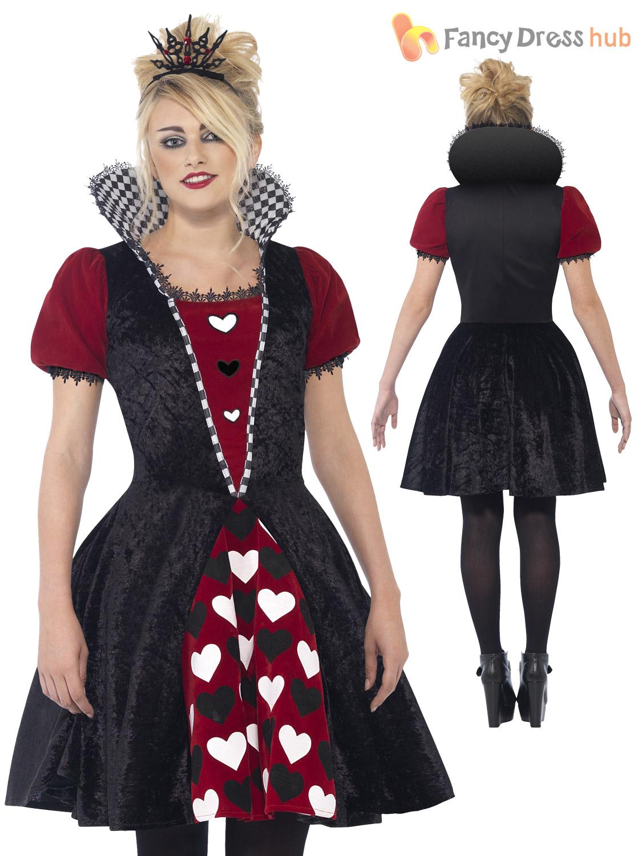 Queen Of Hearts Costume For Teens