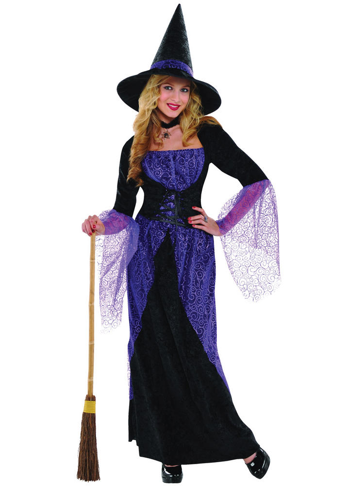 Ladies Pretty Potion Witch Costume