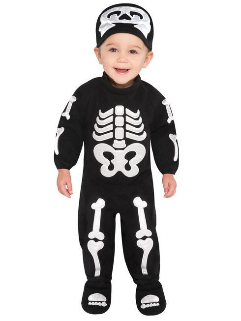 Toddler Skeleton Costume