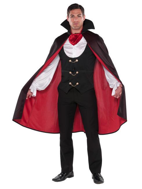 Men's True Vampire Costume