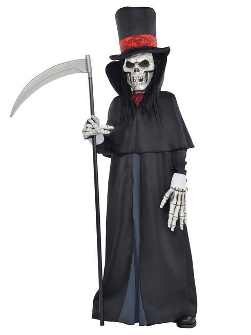 Boy's Dapper Death Costume