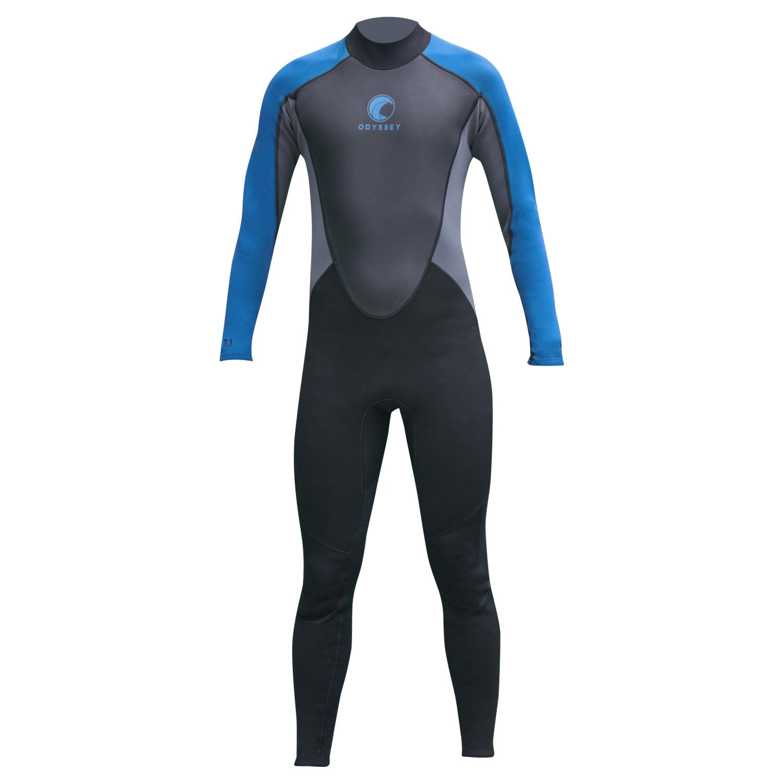 Odyssey-Core-3-2mm-Mens-Full-Wetsuit-Surf-Swim-Kayak-Long-Steamer-Wet-Suit-S-XXL thumbnail 3