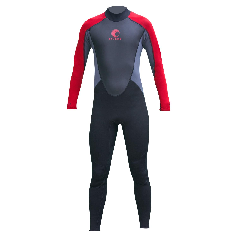 Odyssey-Core-3-2mm-Mens-Full-Wetsuit-Surf-Swim-Kayak-Long-Steamer-Wet-Suit-S-XXL thumbnail 18