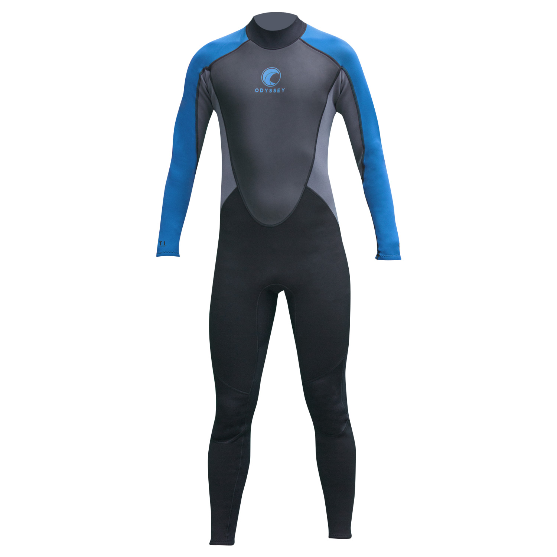 Odyssey-Core-3-2mm-Mens-Full-Wetsuit-Surf-Swim-Kayak-Long-Steamer-Wet-Suit-S-XXL thumbnail 10