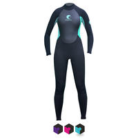 Ladies Odyssey Core Full Wetsuit