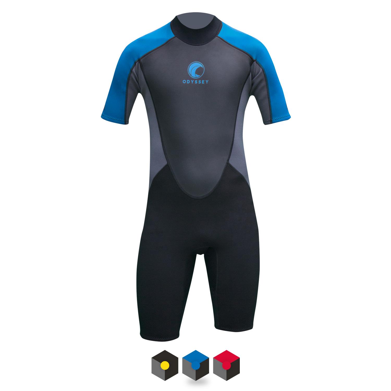 0187dd673d Men s Odyssey Core Shorty Wetsuit