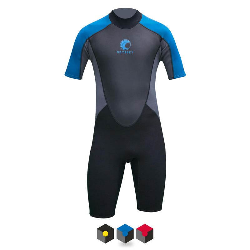 Men's Odyssey Core Shorty Wetsuit