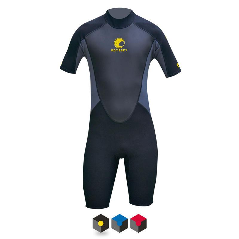 d753cd55cd Men s Odyssey Core Shorty Wetsuit. Sentinel. Thumbnail 1. Sentinel.  Thumbnail 2