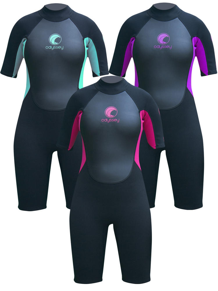 Ladies Odyssey Core Shorty Wetsuit