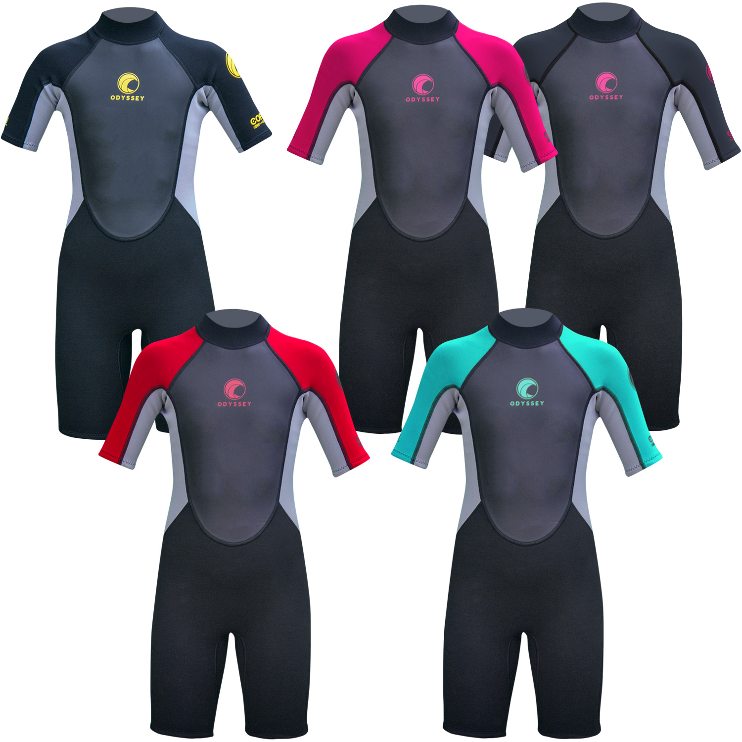 4a23a4f24c ... cheap for discount 5a079 9a7a5 Kids Odyssey Core Shorty Wetsuit ...