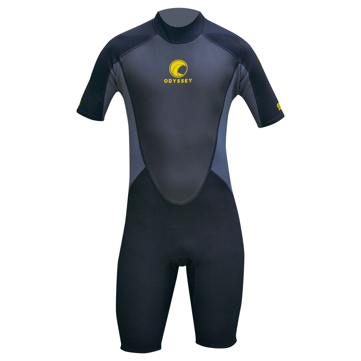 Odyssey-Core-3-2mm-Mens-Shorty-Wetsuit-Surf-Swim-Kayak-Shortie-Wet-Suit-S-XXL thumbnail 25