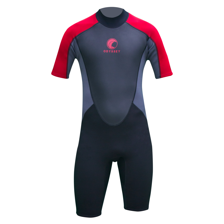 Odyssey-Core-3-2mm-Mens-Shorty-Wetsuit-Surf-Swim-Kayak-Shortie-Wet-Suit-S-XXL thumbnail 18