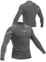 Gul Mens Code Zero 3mm Thermal Thermo Long Sleeved Wetsuit Top Neoprene Kayaking