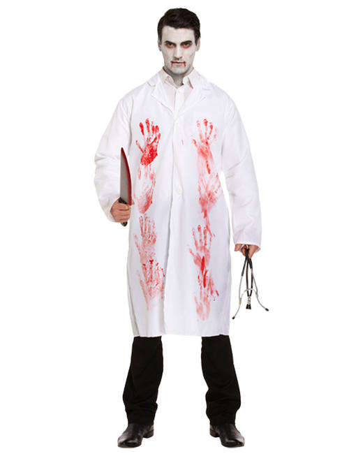 Men's Bloody Doctor Costume