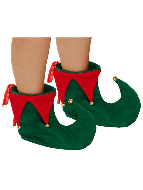 Adult's Elf Boots