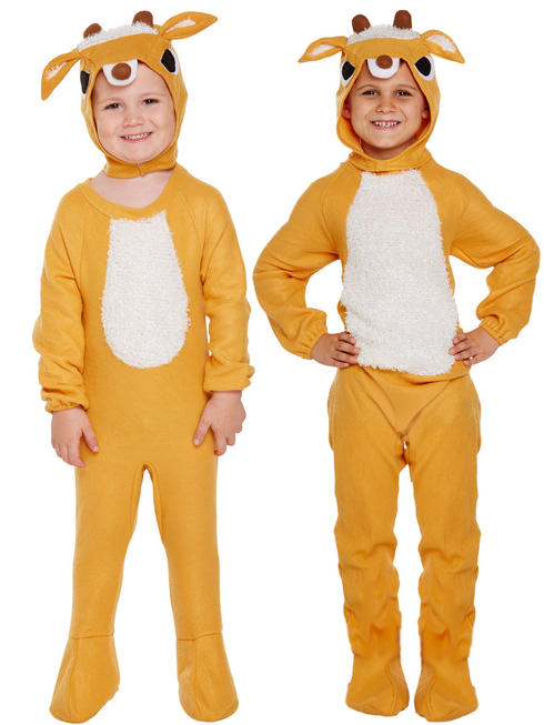 Kids Reindeer Costume