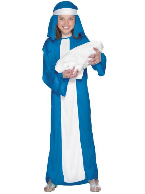 Girl's Mary Costume