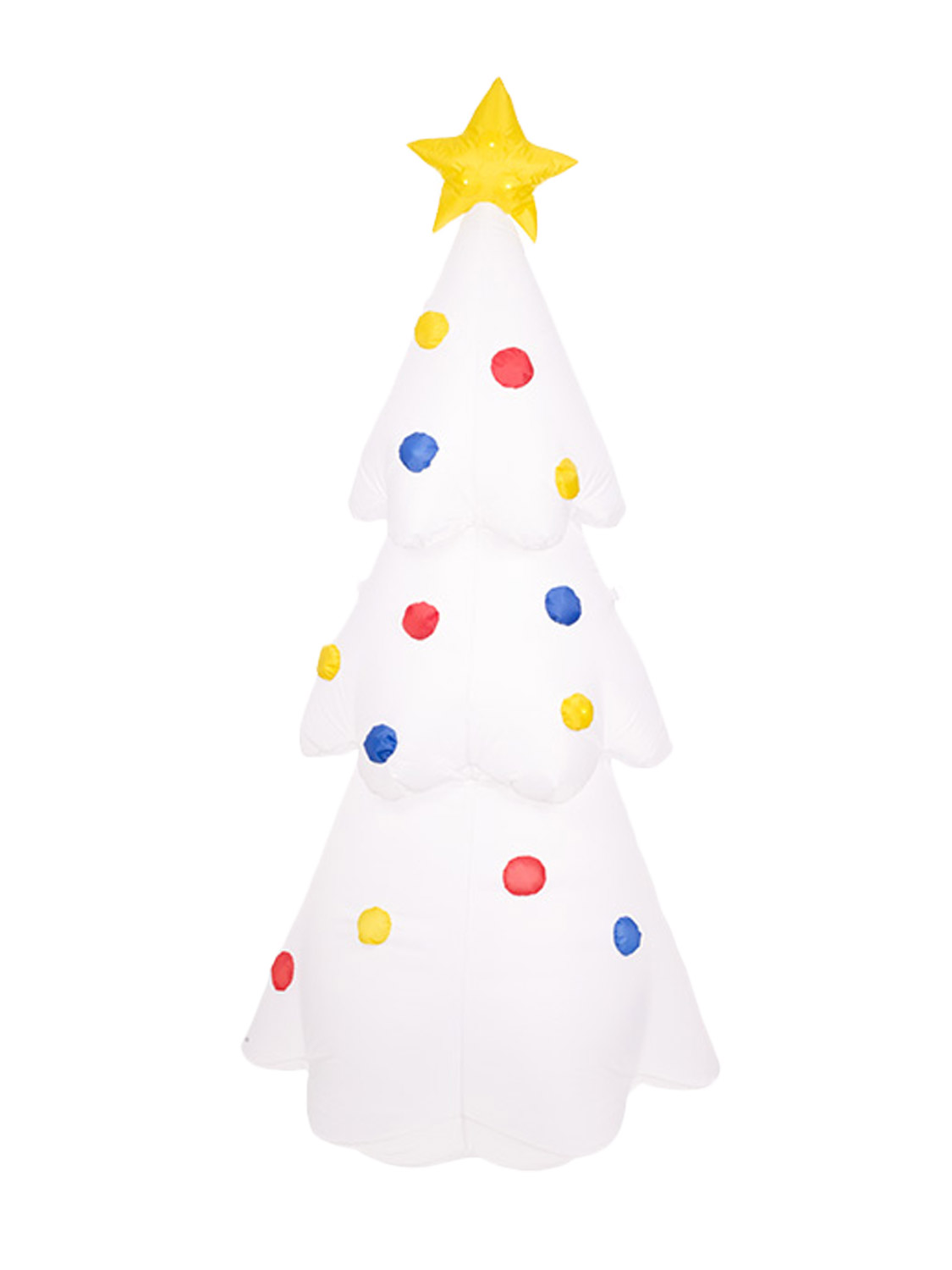 Christmas Workshop 86410 6 FT Inflatable Tree With 9 Flashing LED ...