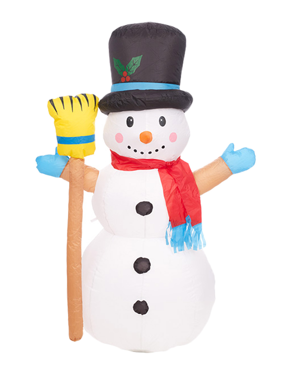 Christmas Workshop 86430 Large Inflatable Snowman With Giant Hat and ...