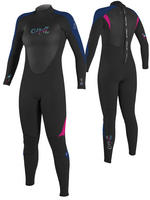 Ladies O'Neill Navy Epic 5/4mm Full Wetsuit