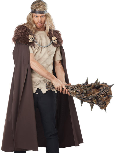 Men's Warlord Game of Thrones Cape