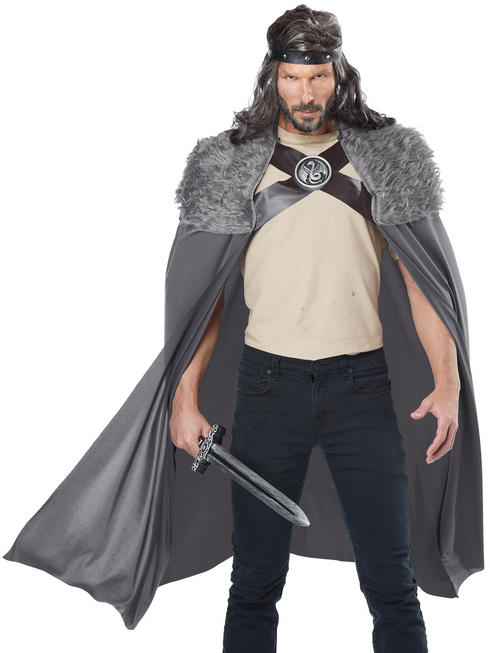 Men's Dragon Master Game of Thrones Cape