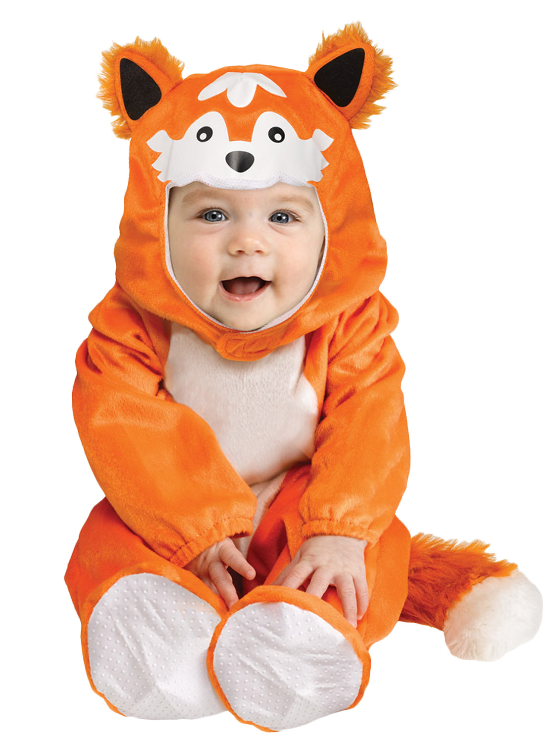 Image 5  sc 1 st  eBay & Baby Todder Animal Fancy Dress Up Costume Boys Girls 6 12 24 Months ...