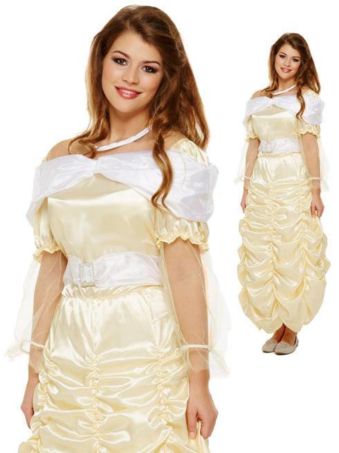 Ladies Belle Costume