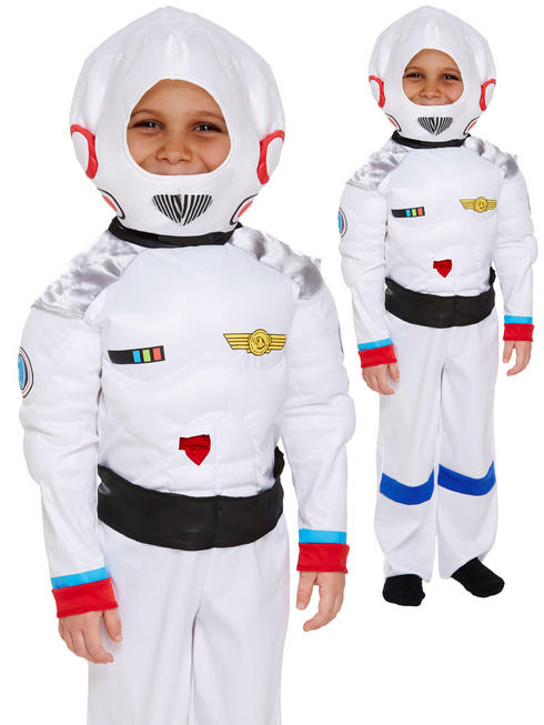 Boy's Space Boy Costume - Toddler