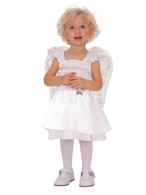 Girl's Toddler Little Angel Costume
