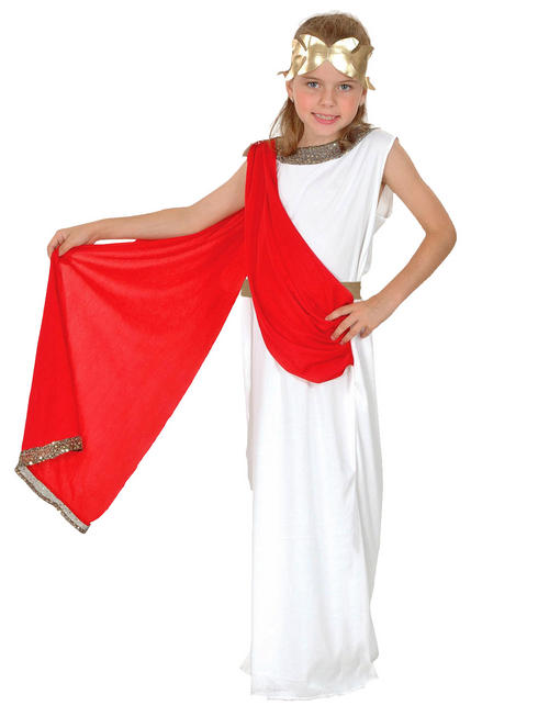 Girl's Greek Goddess Costume