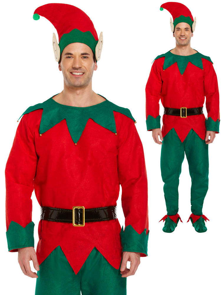 Adult's Elf Costume