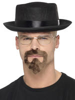 Men's Breaking Bad Heisenberg Kit