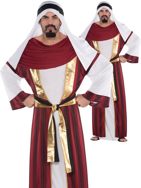 Men's Sahara Prince Costume