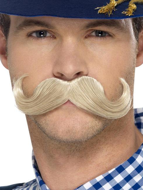 Deluxe Bavarian Oktoberfest Moustache