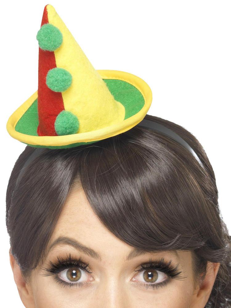 Cute Clown Hat