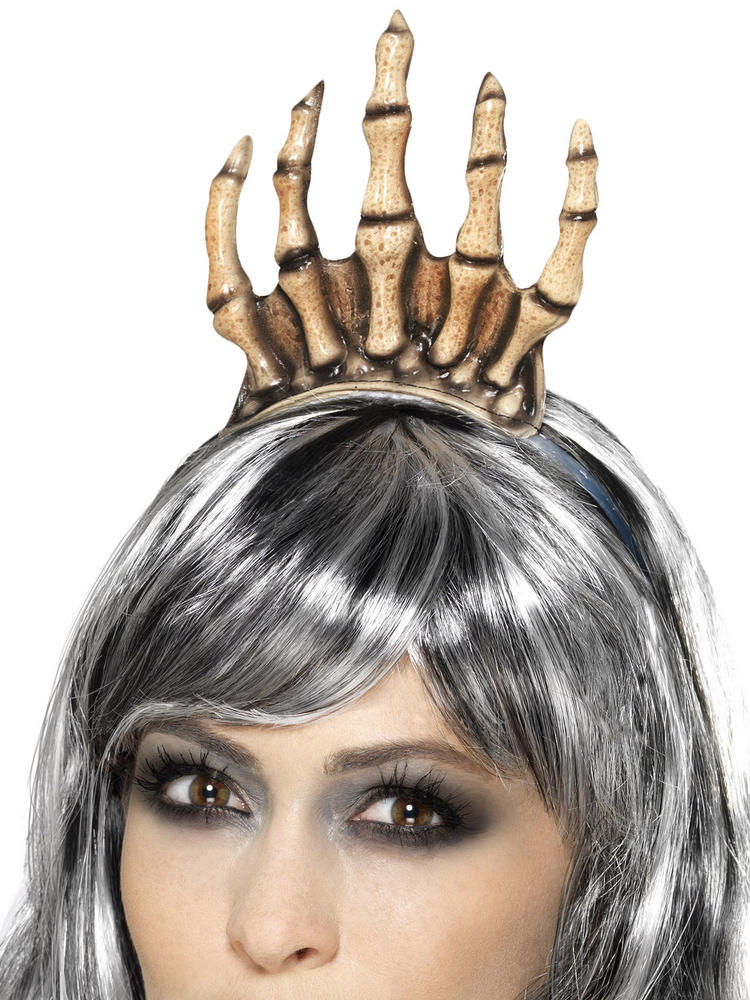 Voodoo Bone Crown Headband