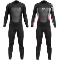 Adults Osprey Origin 5mm Full Wetsuit