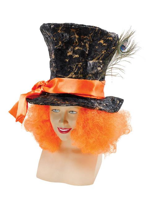 Matter Hatter Hat & Hair