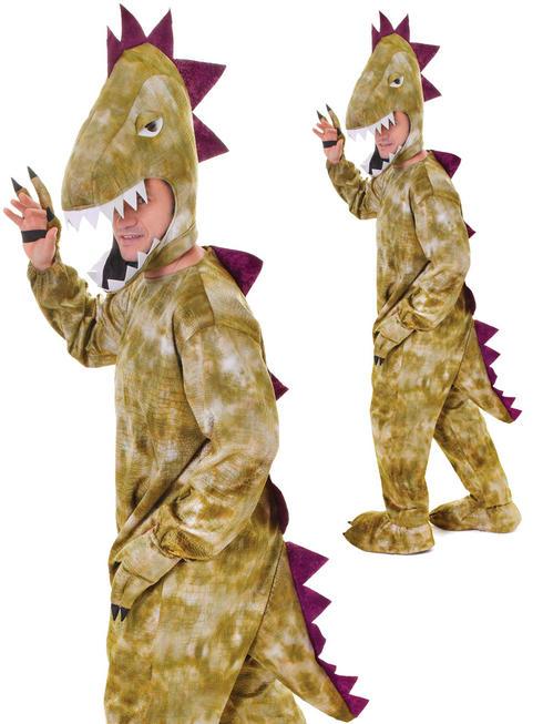 Adult Dinosaur Big Head Costume